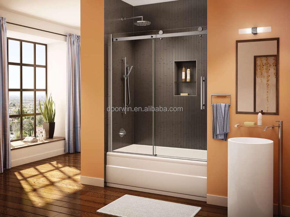 Frameless Glass Accordion Swing Shower Doorsshower With Door Buy