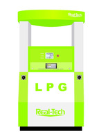LPG DISPENSER FOR GAS STATION