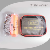 Chinese fishing tool fishing holder/2#/5pcs/6m/floating