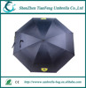 High Quality Double Layer Advertising Straight Golf Umbrella, big Umbrella