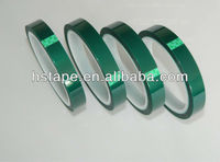 High temperature PET solar wafer tape
