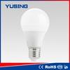 Professional 7w LED bulb light E27 plastic A60 e27 LED bulb brake