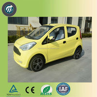 chinese motor vehicles / eletric car / 4 seats eec l7e approved cheap electric car