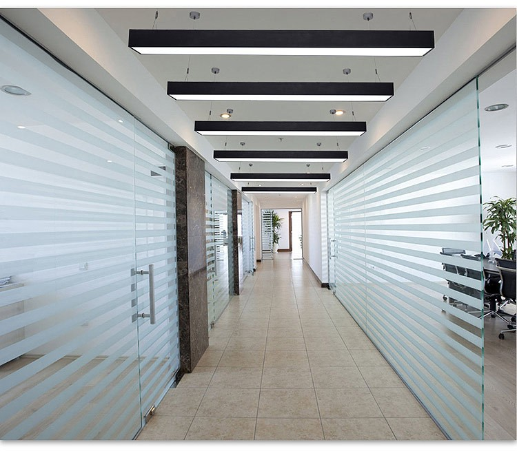 18 w moderne suspendu led plafond panneau lumineux pour supermarch bureau voyants de led id de. Black Bedroom Furniture Sets. Home Design Ideas