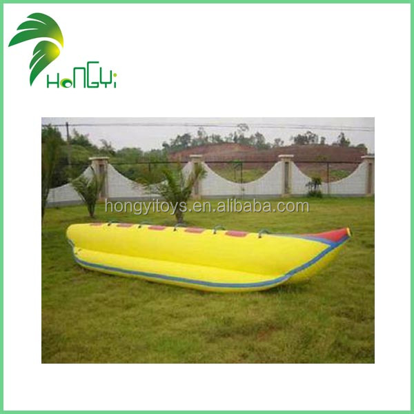 Eco-Friendly PVC CE Certification Inflatable Water Games Flyfish Banana Boat.jpg