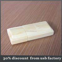 low price 8GB wooden usb 3.0 flash drive