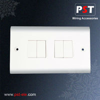 BS Two Way Switch Four Gang Two Way Light Switch
