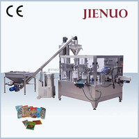 Automatic Rotary Stand Pouch Powder Packing and Filling Machine