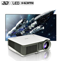 Full HD Native 1024X600, 2500 lumens made in china projector, movie theater projectors for sale, professional cinema projector