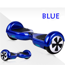 2015 Hot sale funny high quality electrical scooter electric two wheels self balancing scooter Powered Electric Body Board