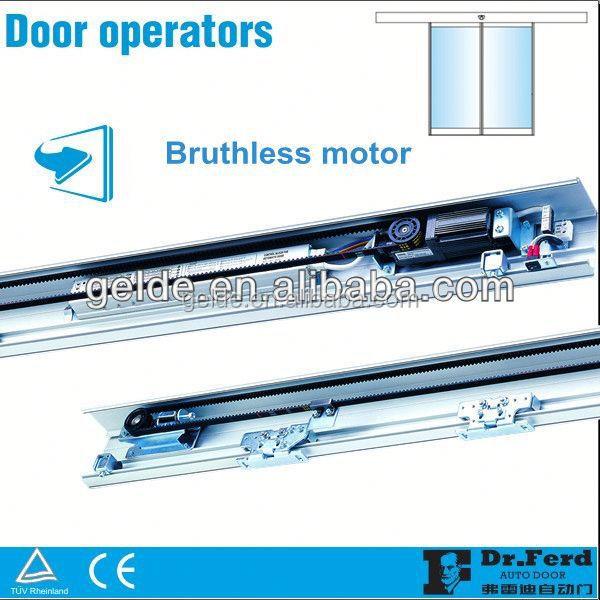 24v Brushless Motor Automatic Sliding Door Operator Buy