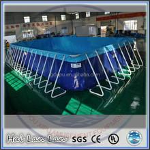2015 hot sale china wholes pool rectangle 30m*20m*0.7m