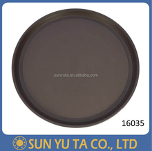 plastic beverage serving tray