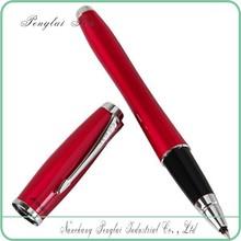 Urban orange quality luxury free parker pen gift set promotional item