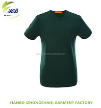 rayon polyester cotton t shirt blank distressed t shirts round Neck t shirts for Men