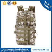 Waterproof Canvas Military style Assault Pack Military Travel Duffel Bag