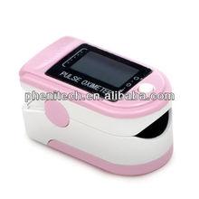 Oximeter/Finger Pulse Oximeter/ fingertip heart rate monitor