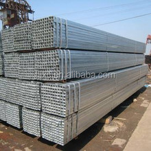 galvanized square steel pipe,square steel tube 18