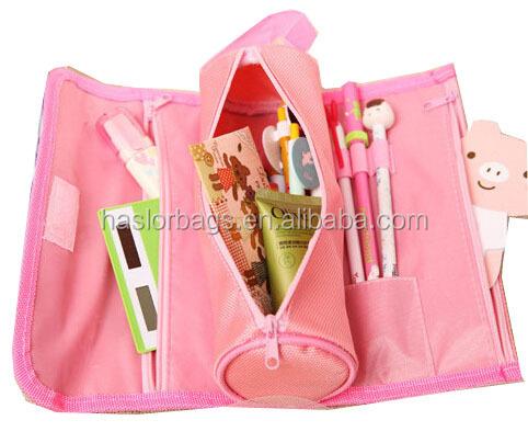 Ecole / bureau princesse poche crayon / crayon de rouleau cas
