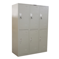 Modern New Design Strong Commercial Steel Office Furniture