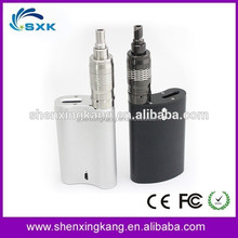 2015 Hot Selling China Wholesale Box Vape Mods SXK Vapor flask With Temperature Control 60W Vapor flask Box Mod