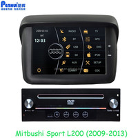 PENHUI Car DVD For Mitbushi Sport L200 (2009-2013) Support RDS+USB+SD+ATV+Visuc 8 disc+SWC+Can Bus