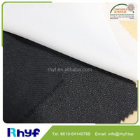 High quality polyester woven fusible interfacing