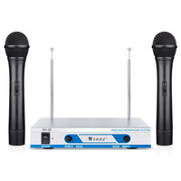 pll handheld microphone wireless system wireless portable intercom radio microphone collar mic wholesale used electronics