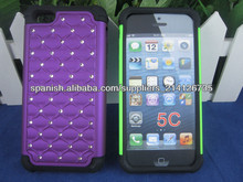 mejor venta de Smart Cover combo tipo estrella para la caja del teléfono iphone 5c