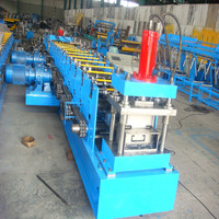 c purlin roll forming machine cable tray manufacturing machine c steel frame machine