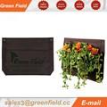 Suspensão de parede plantadores e vasos de flores, pendurado na parede de vasos de flores