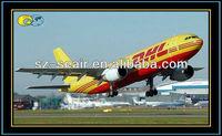 Globalism DHL express forwarding from Jiangmen to Venezuela