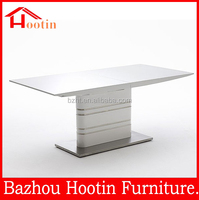 best selling extendable high gloss wooden furniture