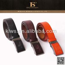 Fashion new design leather ladies belt models