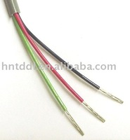 PVC insulated wire H03VV-F