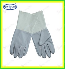 International supplier 14,16 inch cowhide welding gloves hot cakes sample can be provide