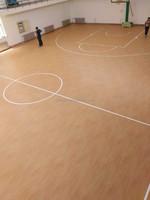 pvc sport floor indoor basketball hall floor cover
