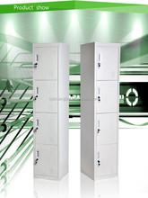New korean wardrobe/ knock down patient locker/ best selling multi-function strong 5 doors steel locker