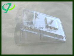 custom clamshell blister packaging Hot selling blister plastic box/plastic clamshell blisters/plastic blister packaging for elec