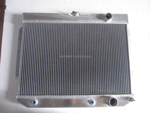 Aluminum Radiator For CHEVY Biscayne/Impala/Bel Air 60-65 AT