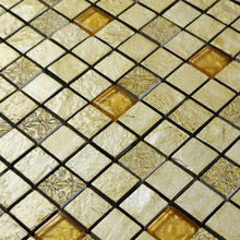 BDA-02-1 Classical Stone Mosaic Wall Tile Hall Decoration Material