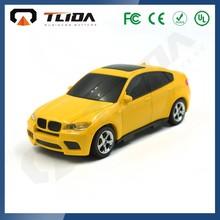 New car shape 5600mAh power tech plus battery charger mobile power bank
