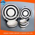 vajillas y platos, platos hondos para cenar, vajilla de platos de cerámica para microondas