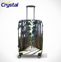 Plastic Travel Luggage/ABS PC Luggage Bag Set Hardshell Trolley Case Set with Wheels/Hardside Travel Luggage