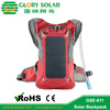 high quality water bag 6.5W backpack solar