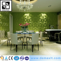 High Quality Fire Preventation And Waterproof 3D wall paper