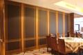 móveis tecido acústico painel de divisória de madeira para casa