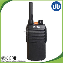 2.4Ghz Hands free Tour Guide Walkie Talkie with LCD and long distance range