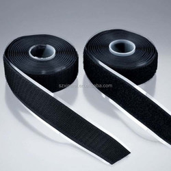 coloured velcro cable ties,china manufacturer velcro strip,clear velcro dots