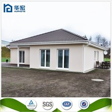 Modern Prefabricated House luxury villa design